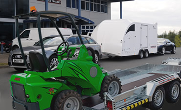 Multi-Trailer - Brian James Trailers